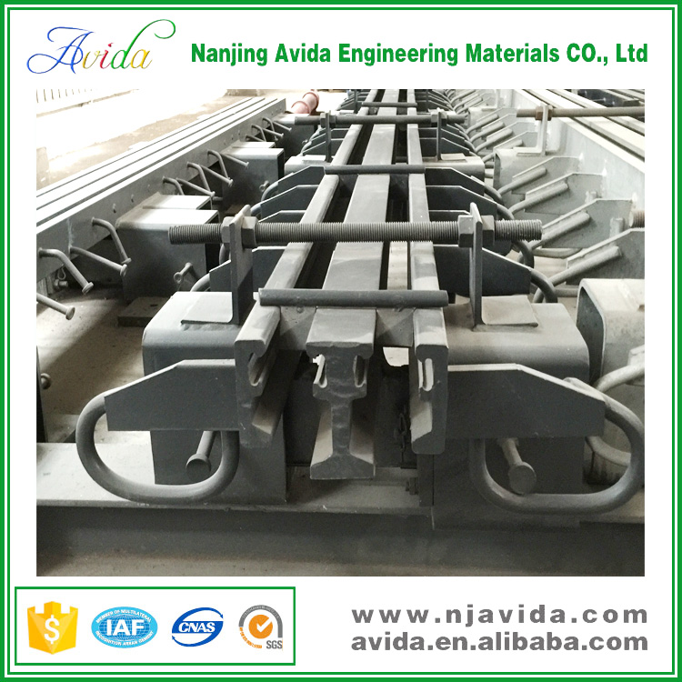 Fabricated Steel Structural Bridge Concrete Steel Expansion Joints