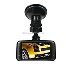 2016 Popular design 2.4inch dash cam car dvr 1080P in promotion dual lens car dvr camera