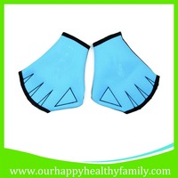 Aqua Neoprene Webbed Swimming Surfing Diving Sport Gloves