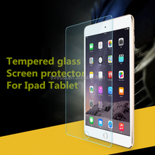 0.3mm 9H Anti-Broken screen guard For iPad Mini tablet Tempered Glass Screen protector