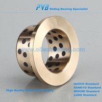 Copper Cast Guide Bush Bearing Bearing