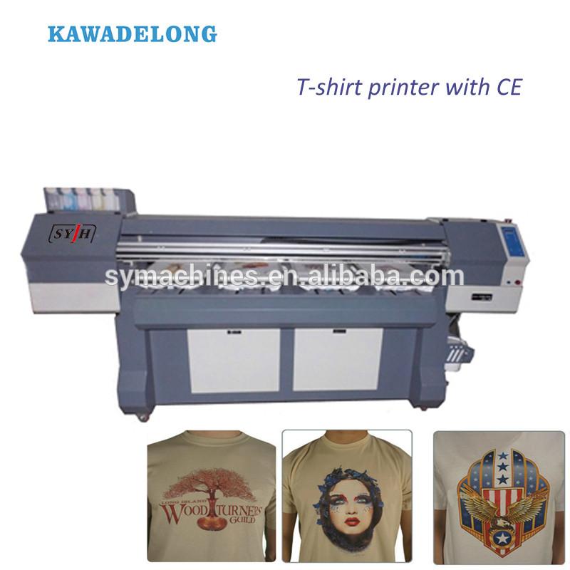 Digital t shirt 3d printer buy t shirt 3d printer for T shirt digital printer