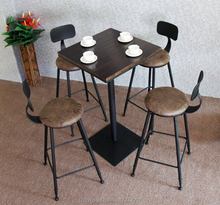 Quality Assured Direct Factory Price home bar furniture industrial metal kitchen stools