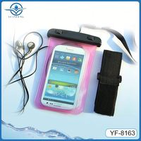 High quality armband waterproof case for apple iphone 5 64gb