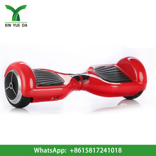 6.5 inch skywalker board two wheel self balancing electric scooter cheap smart balance board foot scooter 6 colors