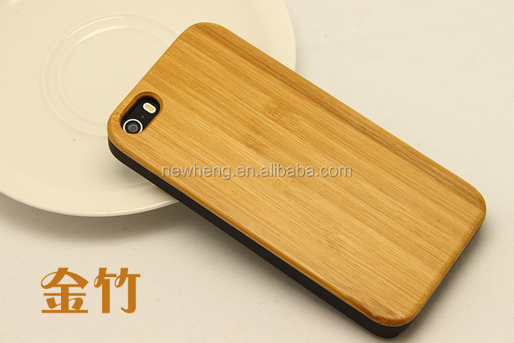 Latest new! OEM Custom branded carve mask design wood+PC hard phone case for iPhone 5