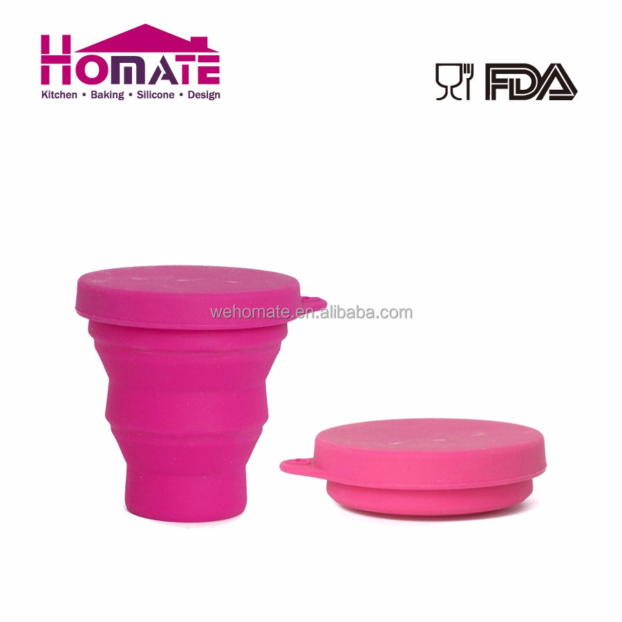 food grade coffee cup holder silicone mold and reusable rubber drinking silicone coffee cup