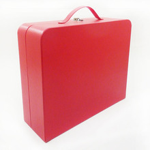 Bulk Buy Excellent Quality PU Leather Suitcase for Office, Gift Storage Box Cardboard