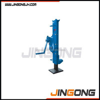 Low level mechanical jack / lifting mechanical jacks