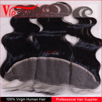 Online shopping website virgin brazilian remy hair body wave 13x8 lacefrontal