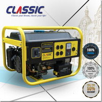 CLASSIC(CHINA) Low Noise Portable Gas Gasoline Generator, 2kw Home Gasoline Generator, 2kw Gasoline Generator 2500