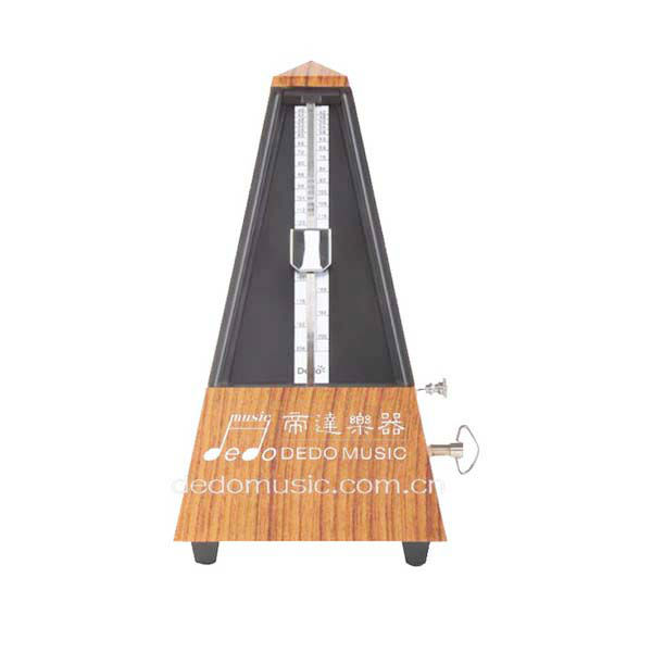 Factory customized wholesale wooden colour Metronome