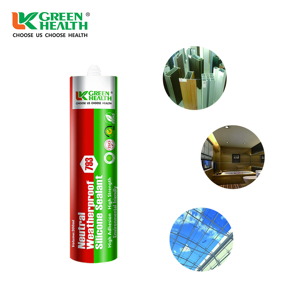 High Quality Marble And Granite Silicone Sealant Glue