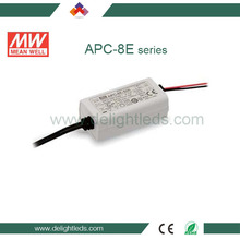 Hight reliability 8w IP42 constant current design led power