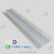 Mositure resistant modern aluminum skirting board