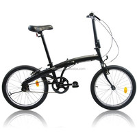 Good quality cheap single speed foldable bike fold up bicycle