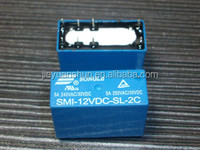 SONGLE Relay SMI-12VDC-SL-2C 12VDC 5A 8Pin Power Relay