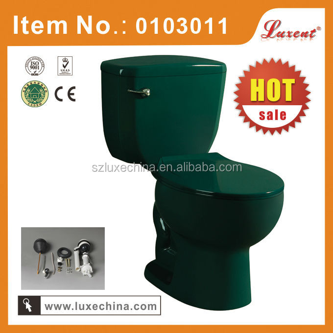 Sanitary fittings toto new design colorful toilets price
