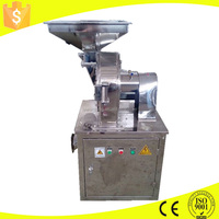 Grinding well stainless steel salt crusher machine food pulverizer