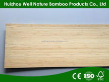 Excellent quality 1.6mm bamboo natural horizontal bamboo panel 850*250*1.6mm