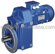F series parallel shaft helical gear reducer, helical wind turbines, helical gearbox high speed gearbox reducer