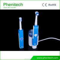 New design electric rechargeable toothbrush with lithium battery