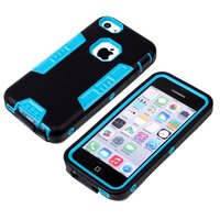 Newest Silicon Handytasche Handy TPU+PC Panzer Outdoor Case Cover for Iphone