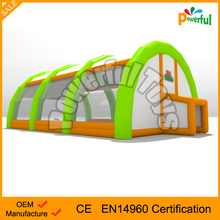 Inflatable Tennis Tent / Inflatable Structure For Outdoor Sport Games