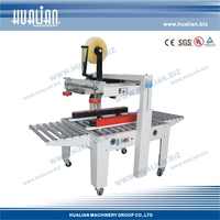 HUALIAN 2015 Semiautomatic Can Sealer Machine