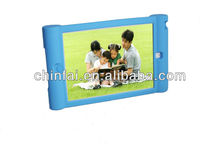Useful Shockproof Tablet case for Ipad 2/3/4 Multi Function Ipad case Soft Touch Silicone Tablet Case With Stand Function