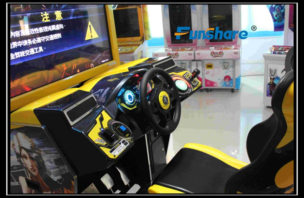 New Racing Games Arcade Machines Car Racing Games Overtake Driving Simulator Price