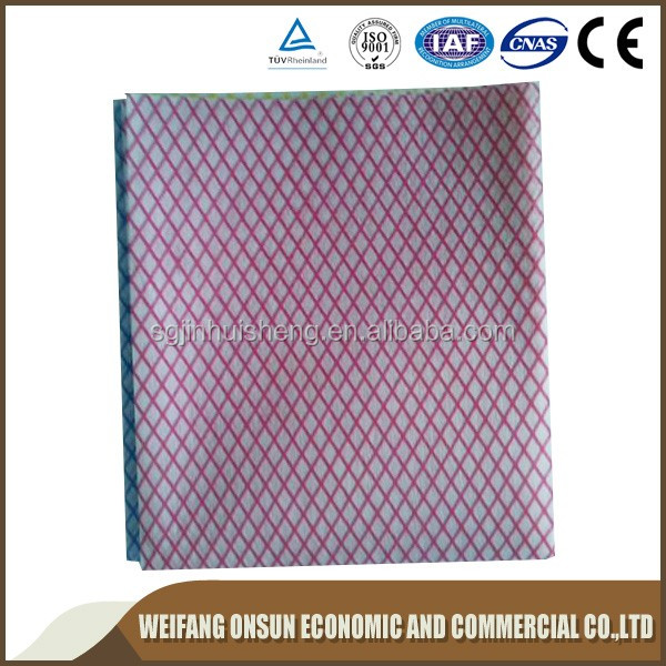Hot Selling Wholesale Customized Colorful TNT Fabric,TNT Nonwoven, TNT Non Woven Fabric