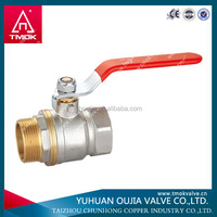 air condition ball valve of YUHUAN