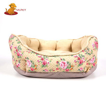 Customized Variety Designs Luxury Pet Supply Indoor Dog House Pet Bed