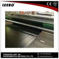 hdpe plastic roll sheet price hdpe geomembrane hdpe pond liner philippines