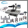 2016 newest CE approved 9 in 1 combo heat press machine