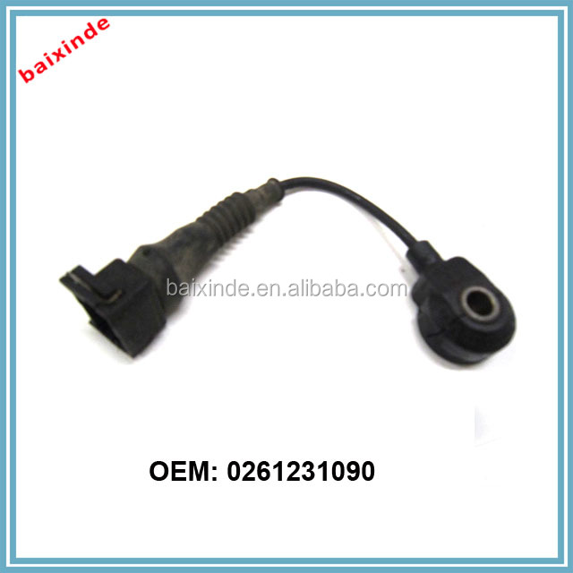 Car engine knock sensor OEM 0261231090 for BMWs