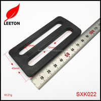 72mm plastic bag adjustable strap buckle