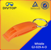 Survive Whistle Orange Whistle Water Sport Whistle