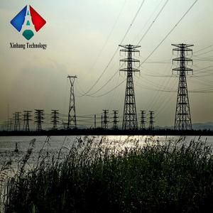 400 line angle 110kv 132 kv transmission tower wholesale alibaba steel power trasmission pole