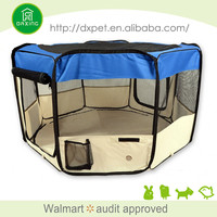 Popular pet product best selling soft dogs playpen foldable