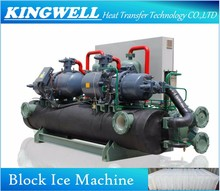 Guangzhou Factory Price Block Ice Making Plant/ice Making Machine