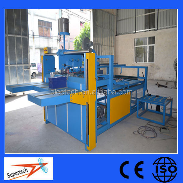 High Speed Semi-Auto Carton Folding and Gluing Machine