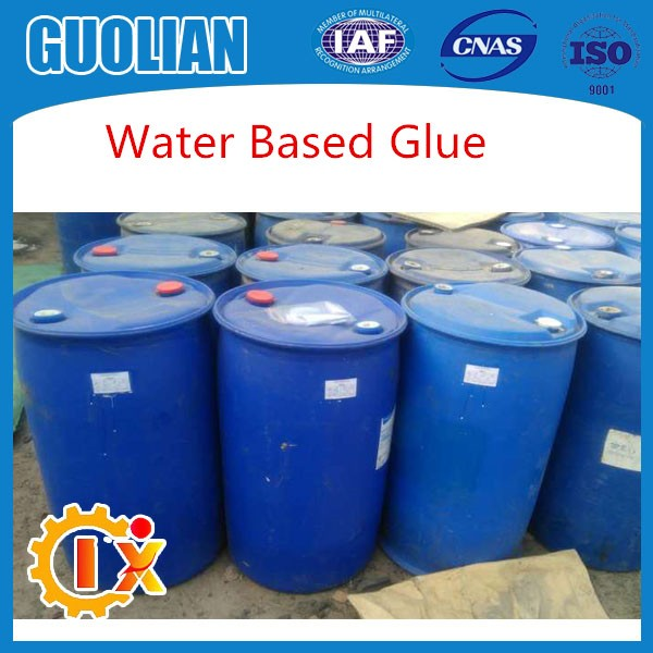 GL-500 Eco friendly water based pressure sensitive adhesive