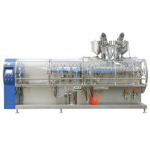 specialized factory high packing efficiency retort pouch packaging machine