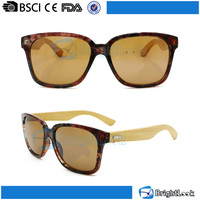 top selling quality uv400 tr90 frame super retro wooden women male metal hinge print sunglasses polarized wood