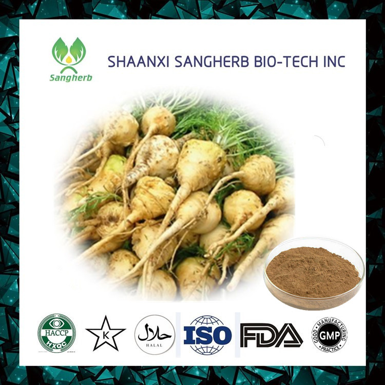 2017 New food grade maca extract powder for men's vitality of CE and ISO9001 standard