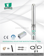Pumpman Submersible Pump Agricultural Irrigation Machinery solar water pump