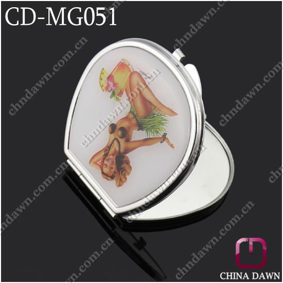 Pocket Promotional Cosmetic Mirror CD-MG051
