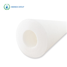 0.1 0.2 1 5 micron 10 inch pp melt blown water filter cartridge